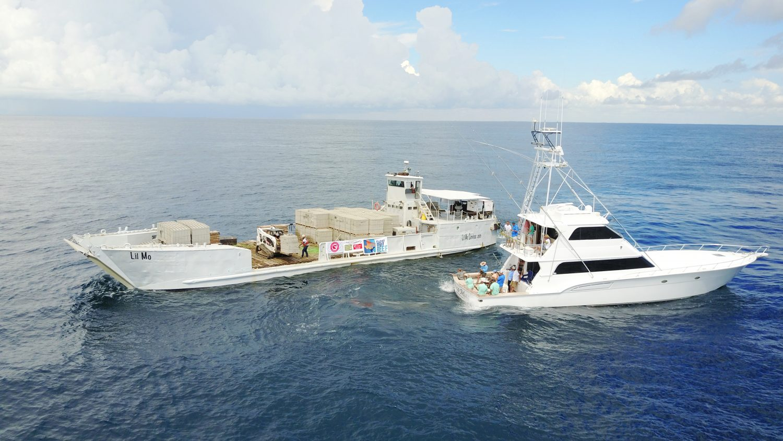 - rgv reef boat photo 17 - RGV Reef