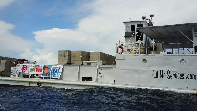 - rgv reef boat photo 24 - RGV Reef