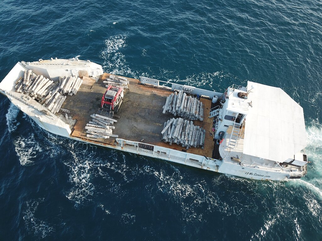 rgv reef boat photo