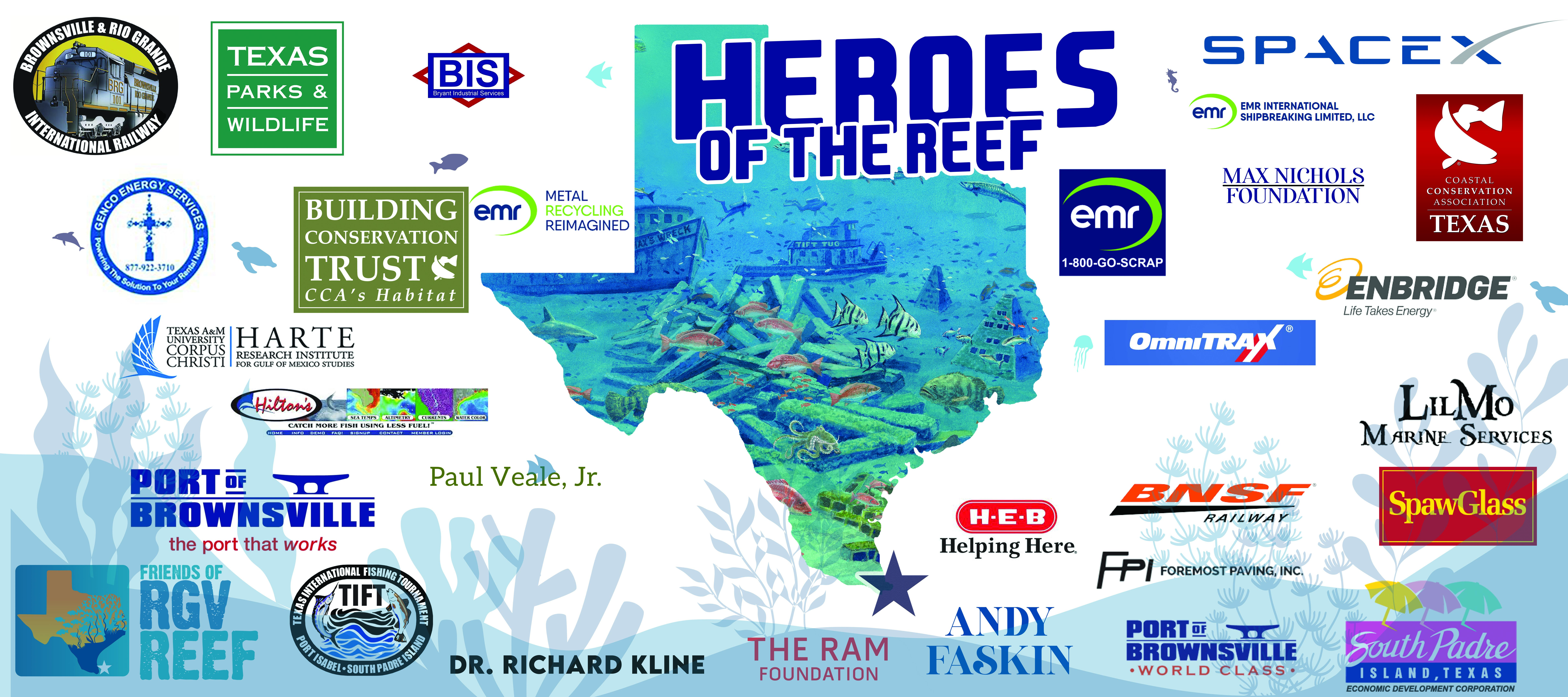- small hereos size - RGV Reef